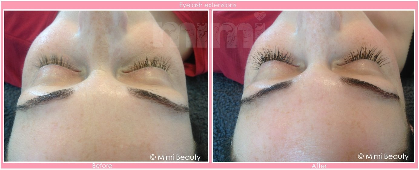 Mimi Eyelash Extensions