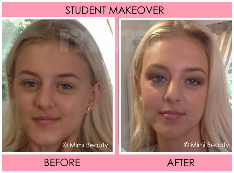 Mimi Make up course